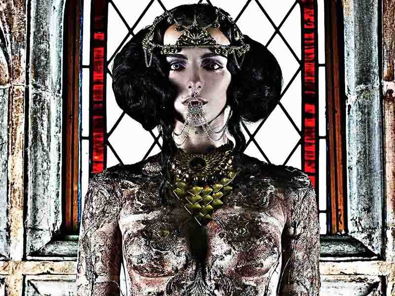 Professional photographer London based BODY-ART-conceptual art photography