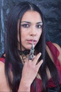 WOMEN-OF-COLOUR Actress headshots at FTmakeup London